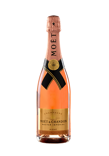 Champagne MOET Nectar Imperial Rosé 750ml