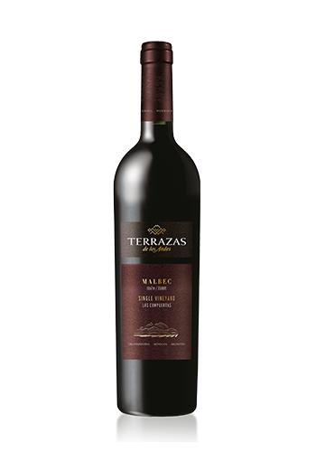 Vino TERRAZAS Single Vineyard Malbec 750ml