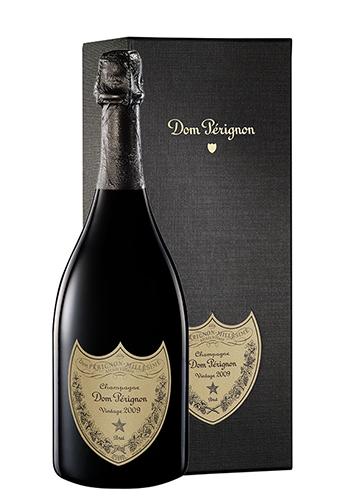 Champagne DOM PERIGNON 2009 Estuche 750ml