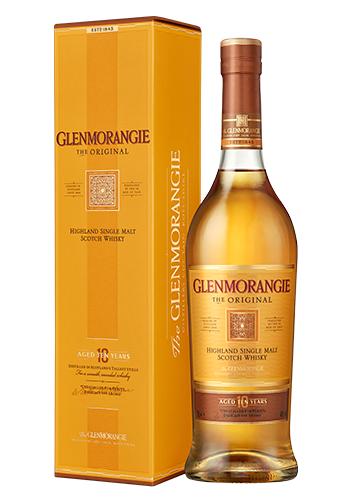 Whisky GLENMORANGIE 10 Años Estuche 700ml