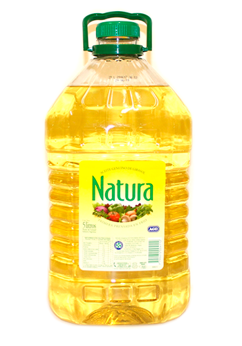 Aceite de girasol NATURA Bid. 5 Lt.