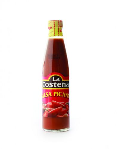 Salsa Picante LA COSTEÑA 140gr