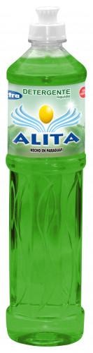 Detergente Aloe Vera 500 ml ALITA