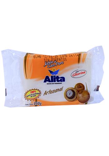 Jabón De Coco Alm. 150 G. ALITA