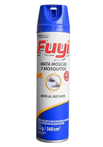 Matamoscas/mosquitos FUYI Aer. Lata 360cc
