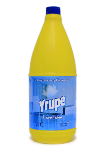 Agua lavandina YRUPE Bot.1000cc