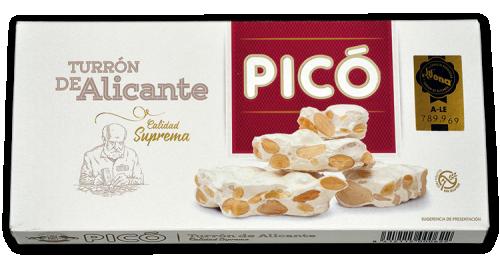 Turrón PICO Alicante Estuche 150gr