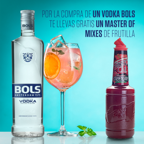 B OFERTA VODKA+ MIXES GRATIS