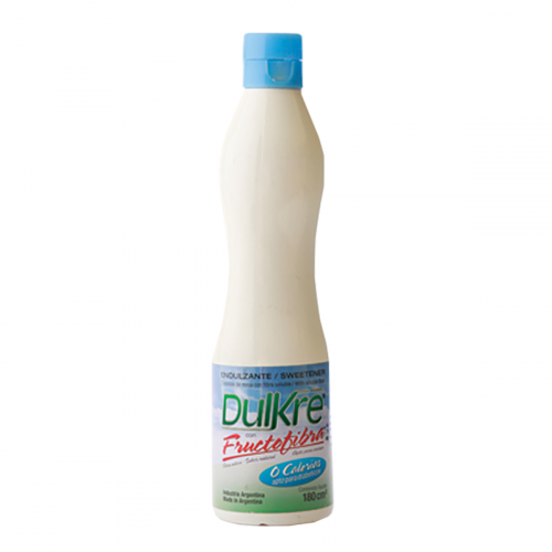 Edulcorante DULKRÉ Fructofibra (Líq.) Pote 180ml