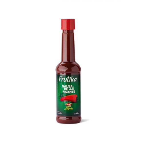 Salsa de Ají Picante FRUTIKA 150ml